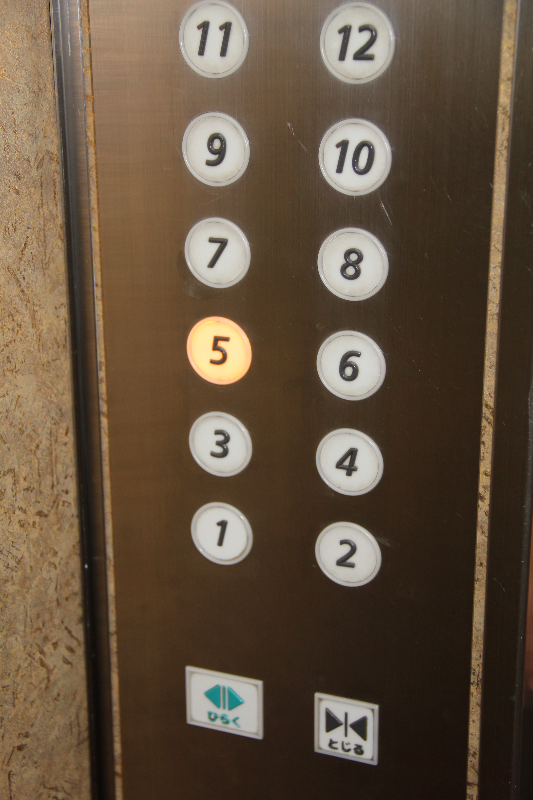 エレベーター(5F)
